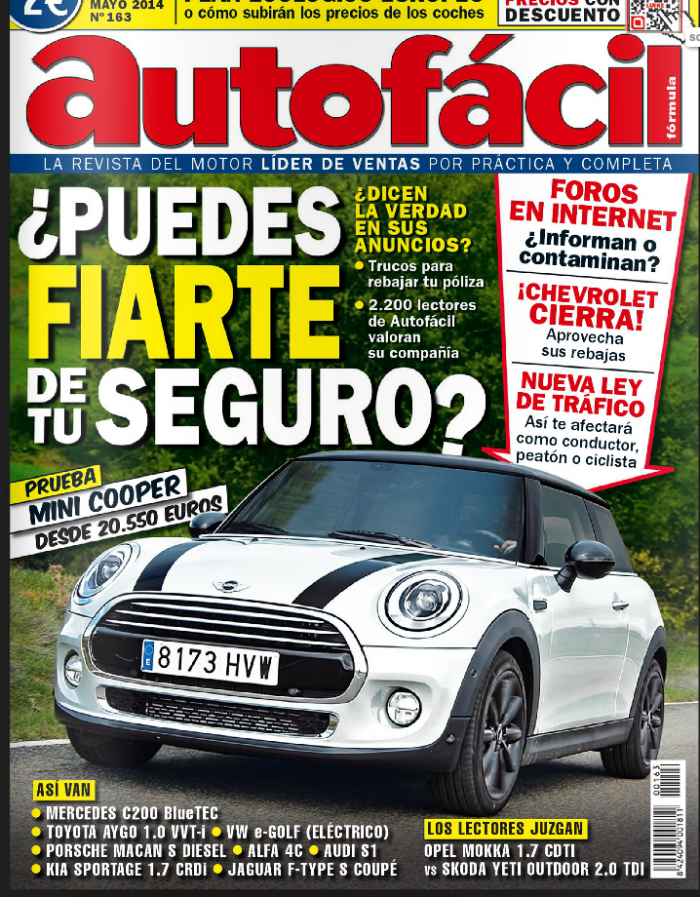 Revista AutoFacil MINI