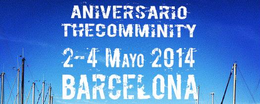 Aniversario TheComminity 2014