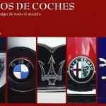 Logos de coches. Guía de carbadges de todo el mundo.
