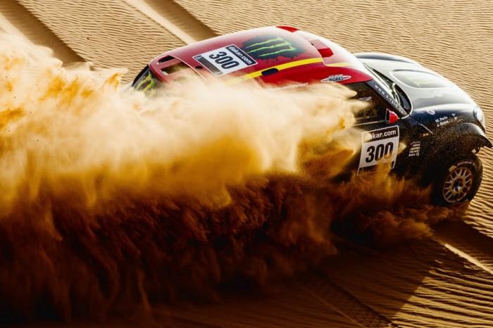 MINI Rally Dakar 2015