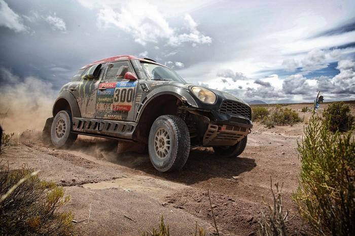 Nani Roma - Dakar 2015