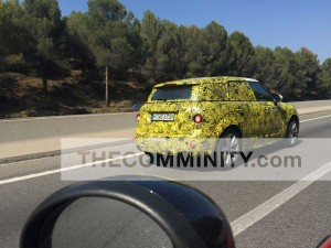 MINI Countryman Hybrid Spotted