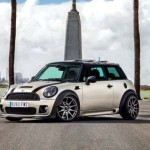 Guille y su MINI Cooper S R56 Widebody