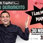 Te llevamos a ver a Alberto Demomento