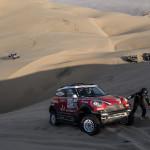 Dakar Rally 2018: etapa 5, Arequipa.