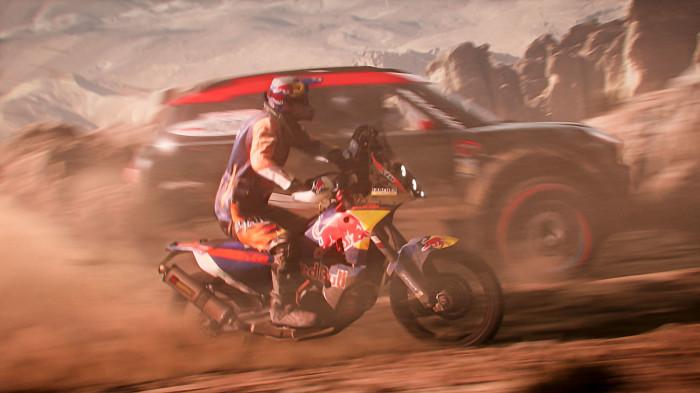 Dakar Game PS4 PC XBOX one