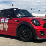 Un MINI en la MODBALL RALLY