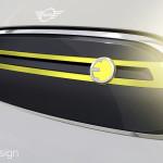 Futuro electrizante: Primeros bocetos del MINI 100% eléctrico