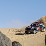 8ª etapa Dakar: sorprendente en todos los sentidos.