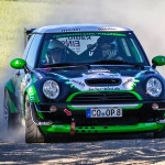 Andreas Fink, MINI rally driver
