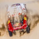 Sainz y Przygonski se llevan la etapa 10 del Dakar
