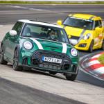 Real MINI Fans: Iván Zafra y su viaje a Nürburgring
